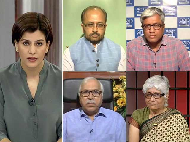 Video : AAP vs BJP Showdown: Will 21 Aam Aadmi Party MLAs Be Disqualified?