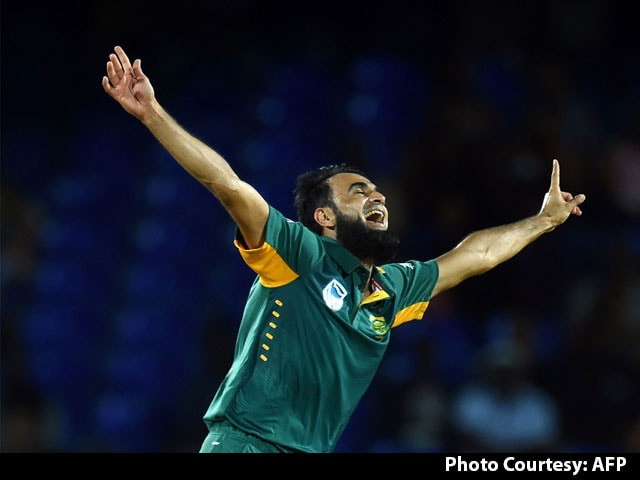 Feeling Proud, Had Freedom to Bowl My Way: Imran Tahir After Record 7/45