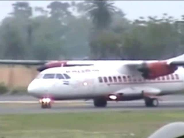 Video : Trinamool Fumes After Air India Decision To Withdraw Flights To Durgapur