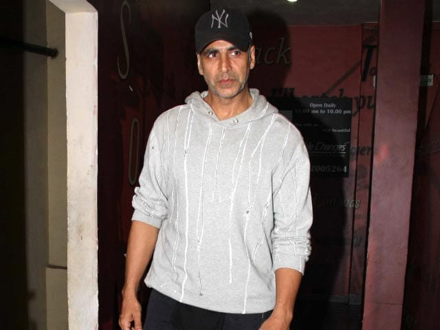 Akshay Kumar Back to Work with 2.0