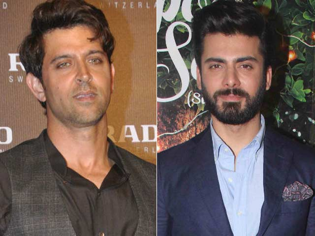 Fawad Replaces Hrithik in Zoya Akhtar's Film?