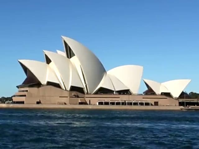 Video : #GLAadventure At The Iconic Sydney Opera House