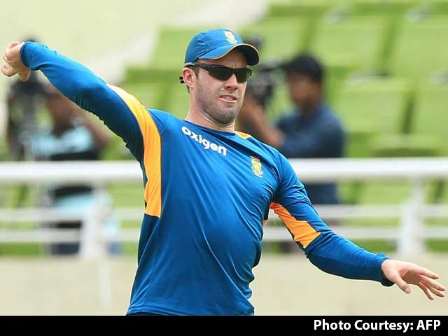 Video : Every Match For South Africa a Privilege, Honour: AB de Villiers
