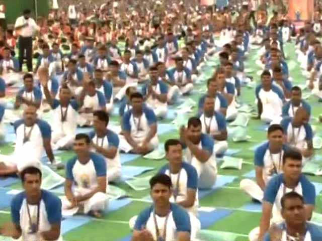 Video : PM Narendra Modi To Lead Thousands On International Yoga Day