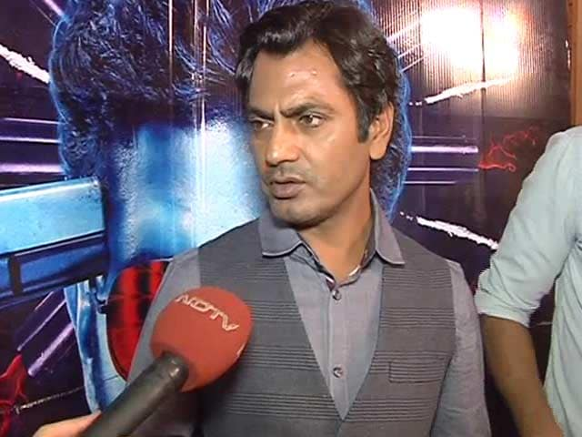 Nawazuddin Siddiqui on Censorship Issues