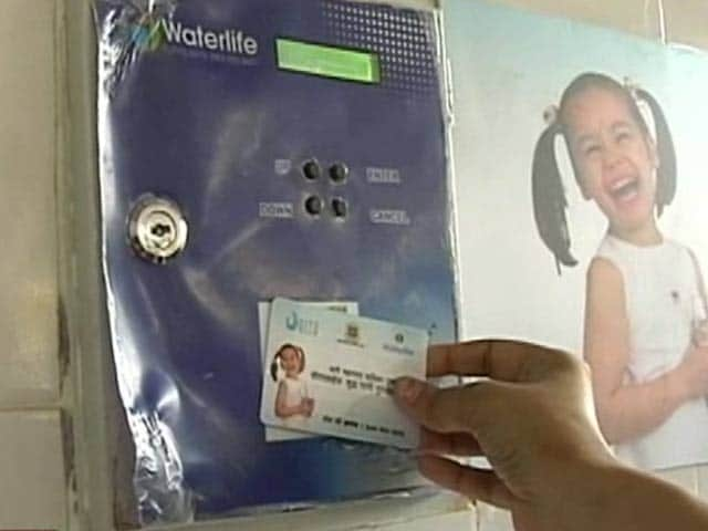 Video : Water ATM To Resolve Drinking Water Crisis