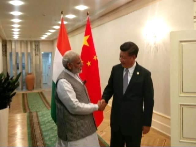 Video : चीन के राष्ट्रपति से मुलाकात में पीएम मोदी ने मांगा NSG पर साथ