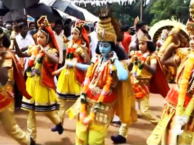 Watch: Glimpses Of India Harmony Fest