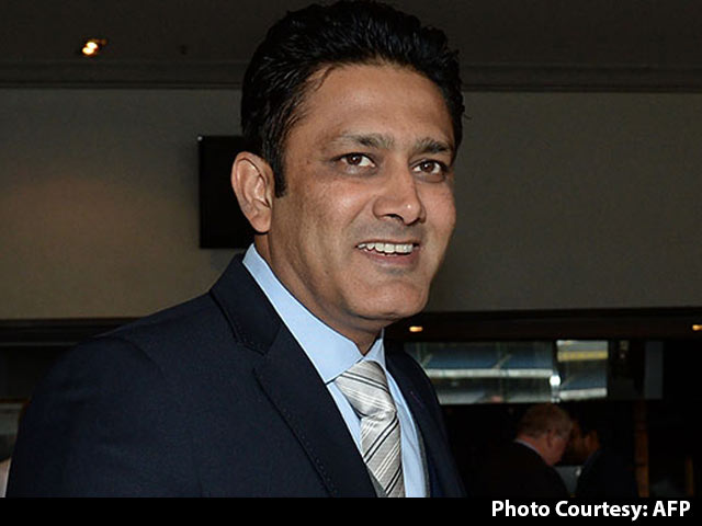 Video : Anil Kumble Is India's New Cricket Coach