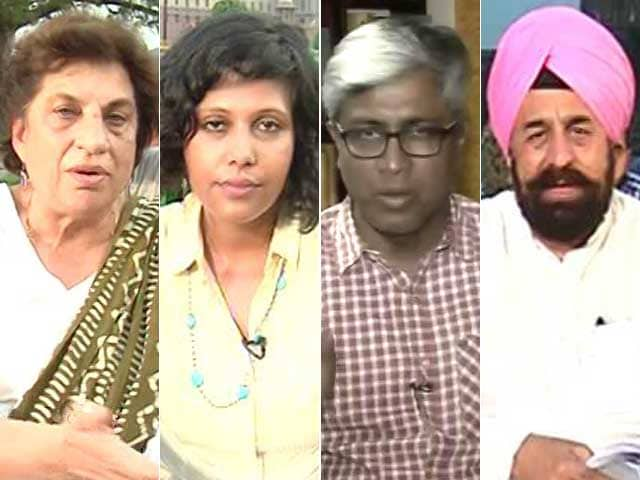 Video : AAP vs Lieutenant Governor: Arrest Demand Over The Top?
