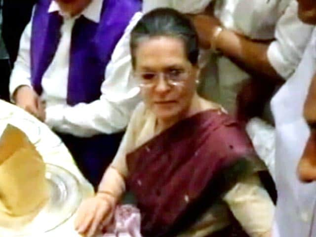 Video : With GST Bill In A Flux And Rahul Gandhi Absent, Congress Skips Iftaar