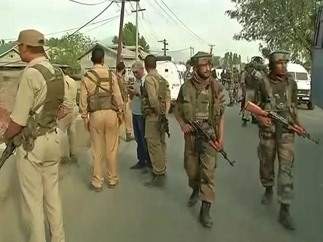 Video : 8 Soldiers Killed, Over 20 Injured In Terrorist Attack In Kashmir's Pulwama