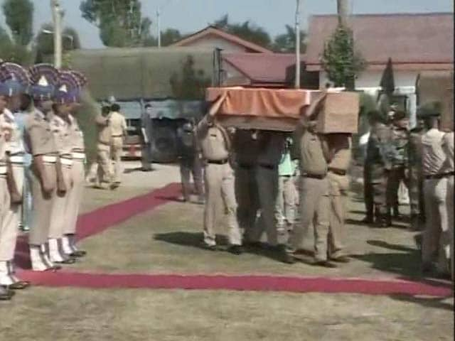Video : Probe Ordered Into Pampore Attack, Manohar Parrikar Says SOP Not Followed