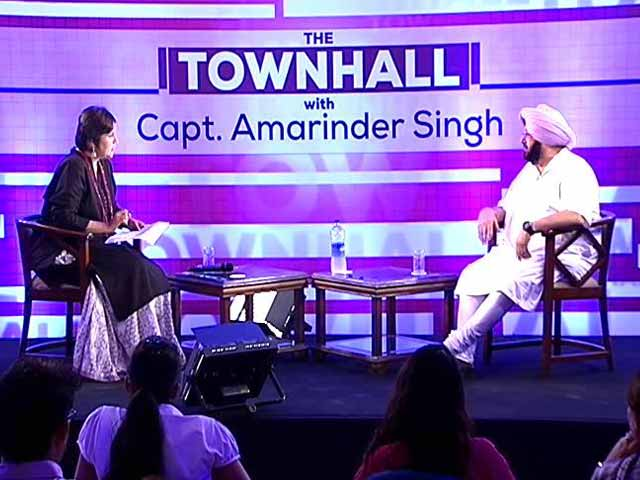 Video : Almost Quit Party, Says Amarinder Singh, Discloses Rahul Gandhi Reaction