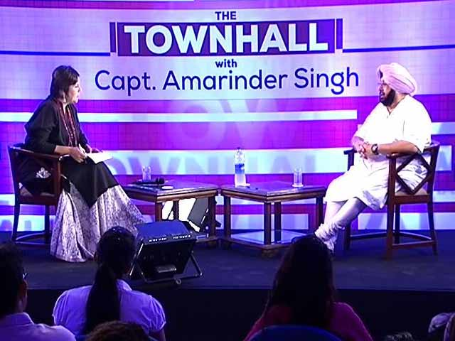 Video : Kejriwal India's Trump, Badal Losing His Mind: Amarinder Singh To NDTV