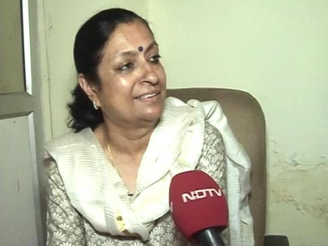 Video : Congress Defends Asha Kumari's Appointment As Punjab In-Charge
