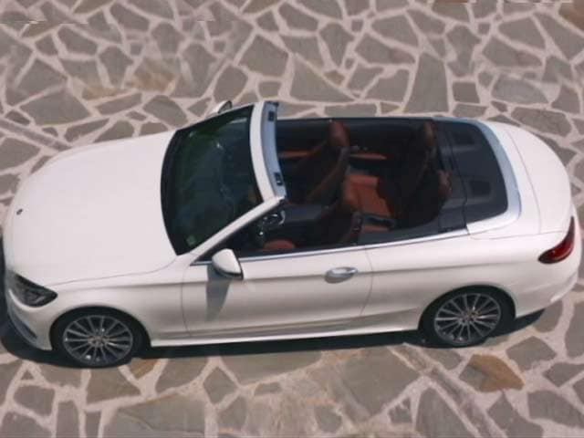 Video : Mercedes-Benz C-Class Cabriolet
