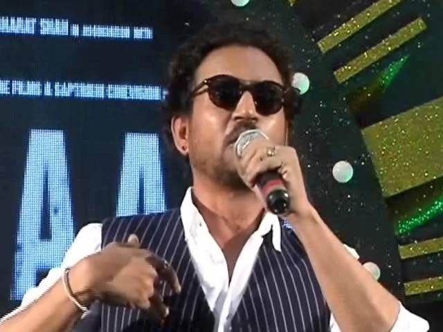 No Irrfan, Rajinikanth's Film Didn't Copy Madaari Poster