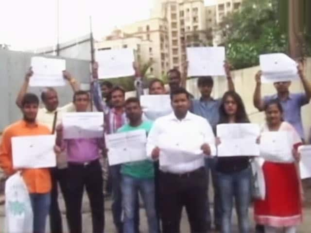 Video : 8 Years And Waiting, Kamla Landmarc Buyers In Distress