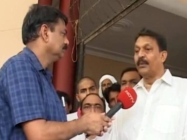 Video : मुख्तार अंसारी के भाई का आरोप- सपा ने दिया धोखा