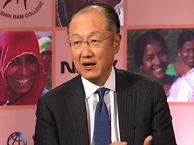 Video : World Bank Chief to NDTV on PM Modi and Raghuram Rajan's Exit