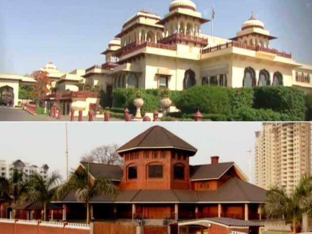Video : Luxe Interiors: North And South India Have Distinct Architectural Styles
