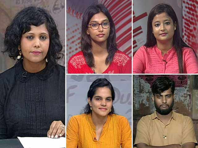 Video : Young Leaders On Irrfan Khan Controversy, Uniform Civil Code & Rape Sensitisation
