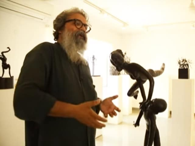 Video : It's All About Art And Sculptures