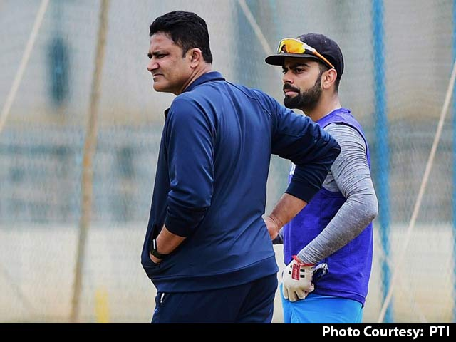 Video : I Was Aggressive Too, Won't Curb Virat's Natural Instincts: Anil Kumble