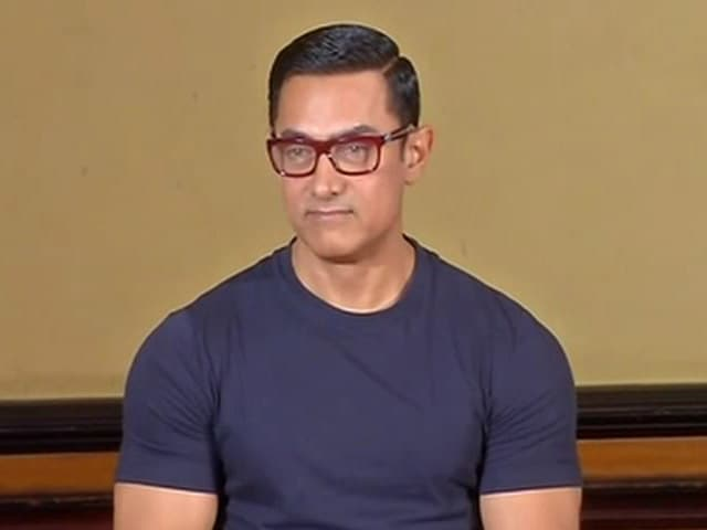 Salman's Comment Was Insensitive, Says Aamir