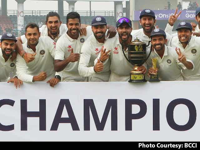 Video : Target is to Improve as Test Unit, Ranking a By-Product: Virat Kohli