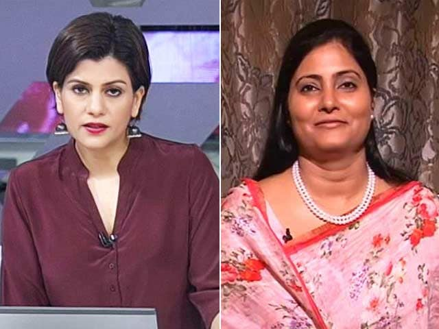 Video : Cabinet Expansion: Anupriya Patel, Thrown Out Of Party By Mother, Is New Minister