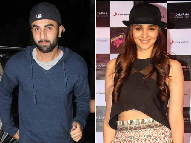 Alia Bhatt Roped in For Ranbir Kapoor's Dragon