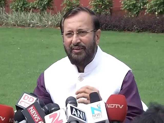 Video : 'Ideas Welcome': New Minister Javadekar Promises Education Roadmap