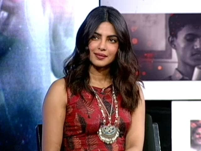Video : Fair Start, Equality For Every Child: Actor Priyanka Chopra Weighs In