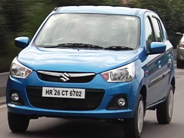 Video : Maruti Suzuki Alto 800 Facelift
