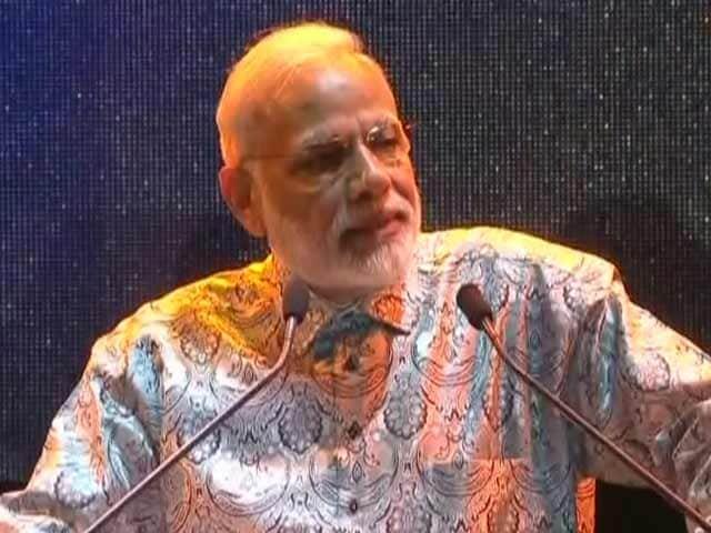Video : PM Modi Says South Africa Transformed Mohandas Into Mahatma