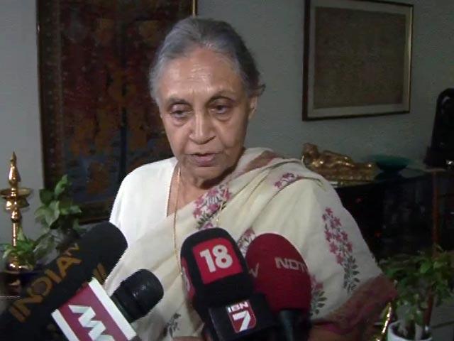 Video : टैंकर घोटाला : शीला दीक्षित ने LG को चिट्ठी लिखकर पूछा, 'मेरी क्या ग़लती है?'