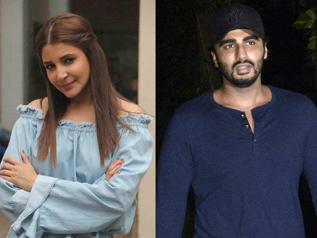 Arjun Kapoor, Anushka Sharma to Co-Star in Kaneda?