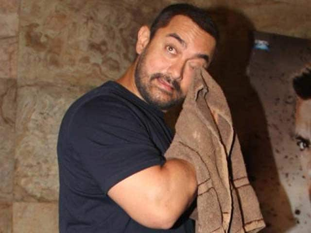 Aamir Khan Cried Again. This Time, for Salman's Sultan