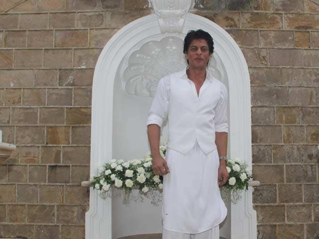 Inside Shah Rukh Khan's Eid Celebrations