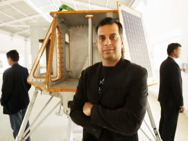 Video : Team Indus: An Indian Start-up Who Aims To Reach The Moon