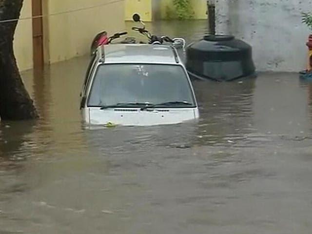 Video : बाढ़, बारिश और तबाही...मध्य प्रदेश और महाराष्ट्र में बुरे हालात
