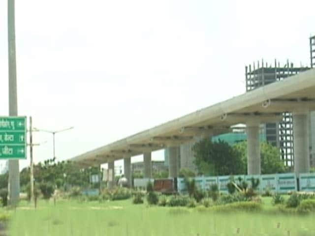 Video : Noida-Greater Noida To Get 16,000 Crore Infra Push
