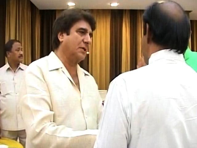 Video : Raj Babbar Appointed Uttar Pradesh Congress Chief