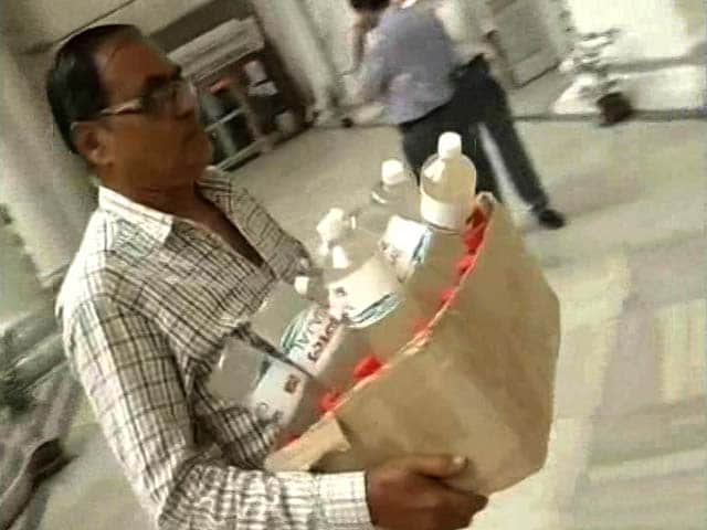 Video : Gangajal For Sale At Post Offices, Creates Waves
