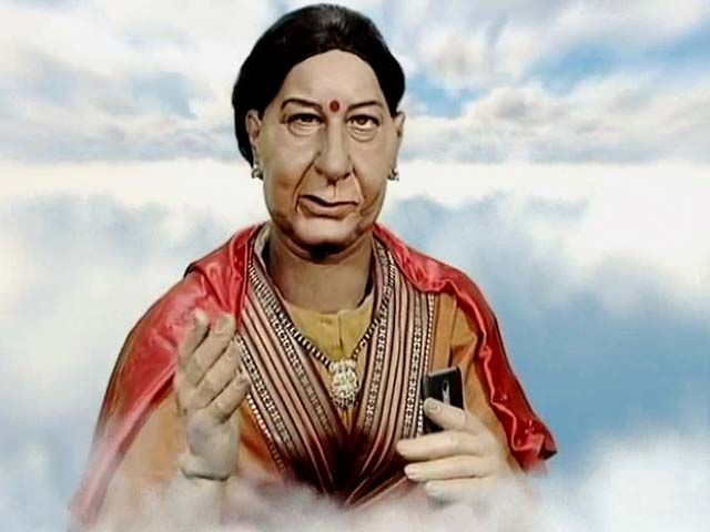 Video : Superwoman Sushma