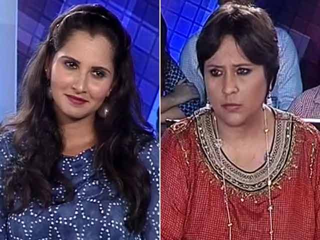 Video : I'm A Practicing Muslim, But I'm Not Perfect, No One Is: Sania Mirza