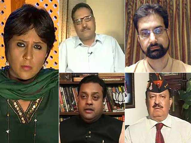 Video : Kashmir Ground Zero: PDP Leaders Say Probe Burhan Wani Killing - Playing With Fire?