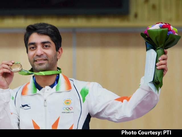 Video : Even If I Don't Win in Rio, I Will be Proud and Happy: Abhinav Bindra